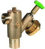 Backflow Preventer for standpipes, BA295STN-A