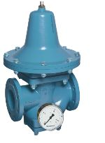 Low pressure pattern pressure Reducing Valve with Balanced Seat, D15NP