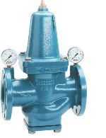 Pressure Reducing Valves with flanges