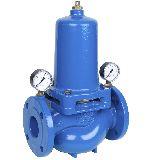 D15SN - Valvola riduttrice di pressione per bassa pressione flangiata, campo 0,5 - 2 bar