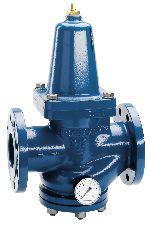 Riduttore di pressione con sede bilanciata per bassa pressione D17P