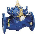 Braukmann Pressure sustaining valve, DH300