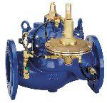 Braukmann Altitude control valve, FD300