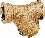 Schmutzfänger FY32, RG, mit Innengewindeanschluss