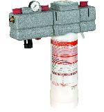 Refilling combination with heatwater treatment unit and softening cartridge , NK300SE-SO
