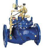 Pump control valve, PS300