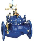 Protection valve for deep well pumping, TC300
