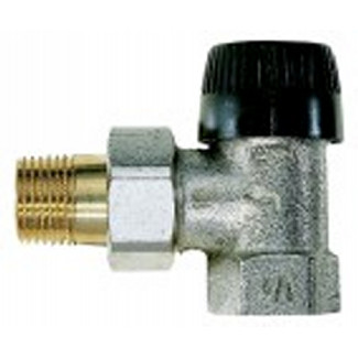 FS type TRV Body, finely presettable radiator valve with flush position (V2000FS)