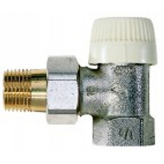 VS type TRV Body, Presettable radiator valve with flush position (V2000VS)