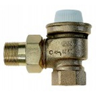 H type TRV Body, HI-Flow thermostatic radiator valve (V2050)