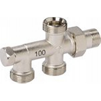 Distribution Valves for Radiator systems