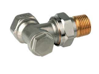 Lockshield Valves for Radiator systems