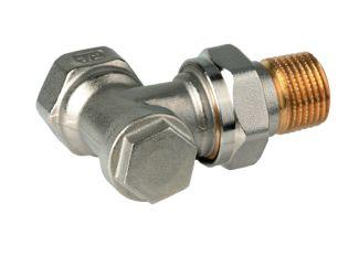 Verafix (V2400) radiator lockshield valve