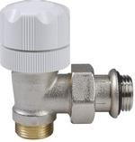 Válvula de radiador termostatizable serie MARTE (V300)