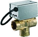 V4073A Motorised Mid position diverter valve