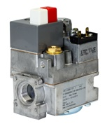 Multifunctional Gas Control (ICGC), on/off regulator, without safety valve V44..F,G