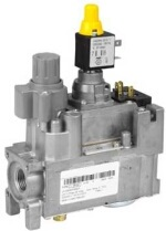 Gas Control Valve Compact basic, high/low V46..Q