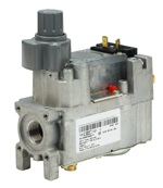 Gas Control Valve Compact basic, On/off no regulator V46.. V86.. B,D
