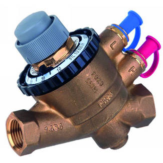 Balancing and Pipeline Valves