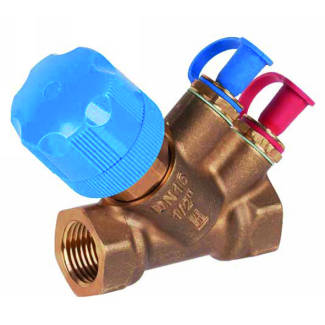 V5032B Kombi-2-plus Manual double regulating balancing valve