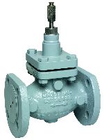 Two-way control valve PN40, flanged connections DN15-100, V5049A