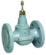Two-way control valve PN16, flanged connections DN15-150, V5328A