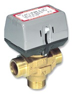 3-Way Motorized Zone Valve, VC6613A/VC4613A