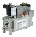 Compact Automatic Gas control, on/off without regulator, VR46 B,D