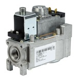 Compact Automatic Gas control, on/off regulator, VR46...VR86 A,C