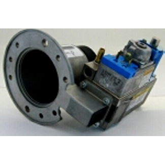 Compact Automatic Gas control, gas/air regulator with venturie, VR46...VR86 F