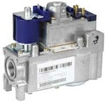 Compact Automatic Gas control, gas/air 1:1,  VR46...VR86 V